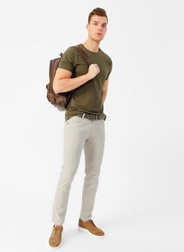 Fabrika Fabrika Gri Erkek Chıno Pantolon Gri